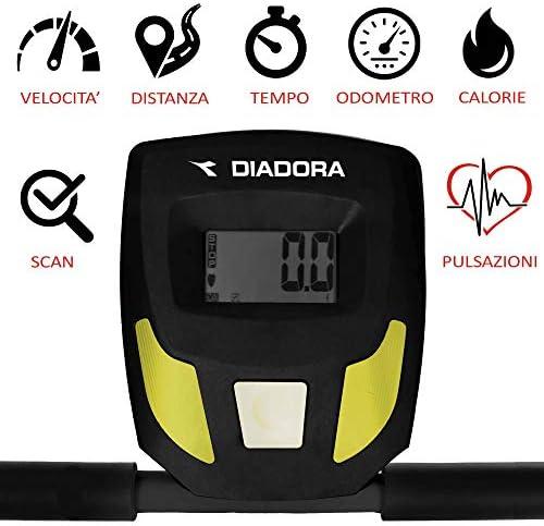 Cinta de andar plegable Diadora Forty: Amazon.es: Deportes y aire ...