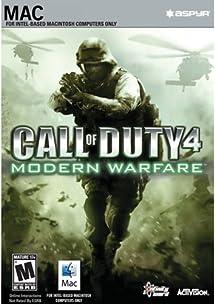 Call of Duty 4: Modern Warfare (Mac Download) [Download]