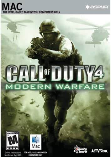 call of duty modern warfare 4 mac tpb