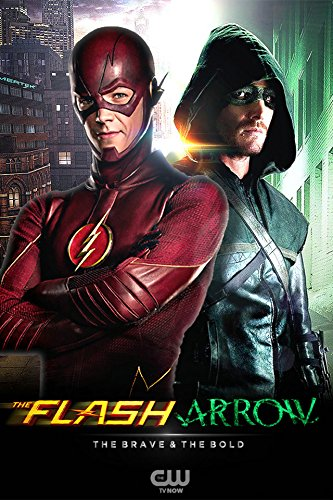 POP Home Store Wall The Flash Vs Arrow Art Home Deco Poster New Tv Series Shows Picture For Wall Decor 24X36 Inch