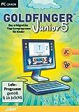 Goldfinger Junior 5- Das erfolgreiche Tipp-Programm für Kinder ab 8 Jahren