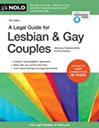 A Legal Guide for Lesbian & Gay Couples…