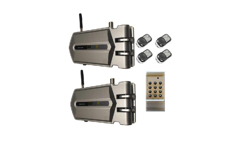 Controla Dos cerraduras Invisibles con un mismo mando: Amazon.es: Industria, empresas y ciencia