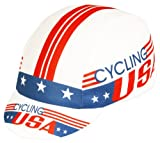 Pace Sportswear Coolmax Cycling Usa Cap