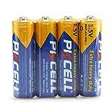 AA Batteries 1.5V R6P UM3 Heavy Duty Batteries,8PC