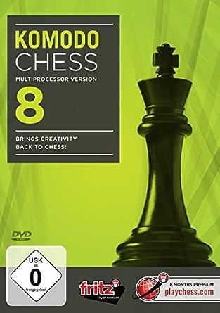 Komodo Chess 8 - Multiprocessor version