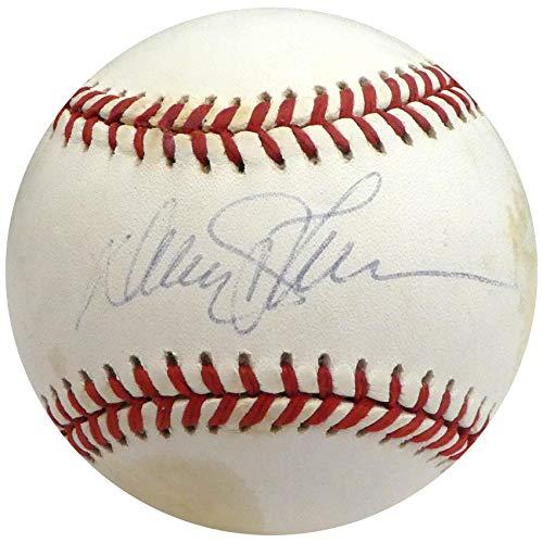 Davey Johnson Autographed Baseball - Official NL Baltimore Orioles Beckett BAS #H75352 - Beckett Authentication