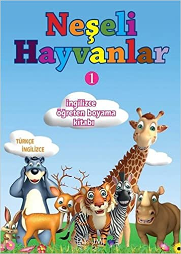 Neseli Hayvanlar 1 Collective 9786055484132 Amazon Com Books