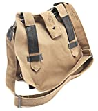 German WW2 M31 Bread bag with shoulder strap marked Ernst Melzig 1940