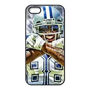 Dallas Cowboys iPhone 5 5s Cell Phone Case Black persent zhm004_8496836