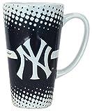 new yankees freezer mug - MLB New York Yankees 16 oz Ceramic Latte Coffee Mug