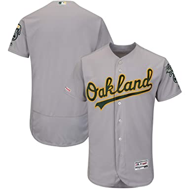 buy online 8539c 50570 Amazon.com: Oakland Athletics Baseball Player Jerseys Custom ...