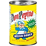 Don Pepino Pizza Sauce, 15 Ounce (Don Pepino Pizza Sauce, 15 Ounce (Pack of 8)