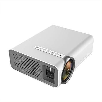 GUPENG Proyector Led Multifuncional LED Mini proyector, 800x480 ...