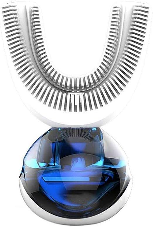 CUIXI Cepillo de Dientes eléctrico ultrasónico, Cepillo de Dientes ...