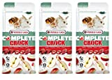 Versele Laga 3 Pack of Complete Crock Apple Treats
