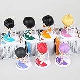 NEW Kuroko No Basuke Set of 7pcs PVC Figure Toy Anime Collection Figures No Box