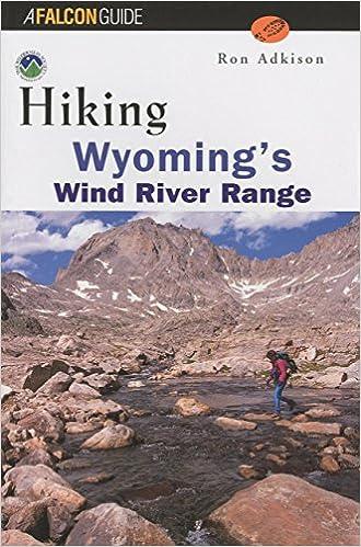 Hiking Wyomings Wind River Range Falcon Guides Hiking Idioma ...
