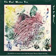 The Paul Wertico Trio: Live in Warsaw