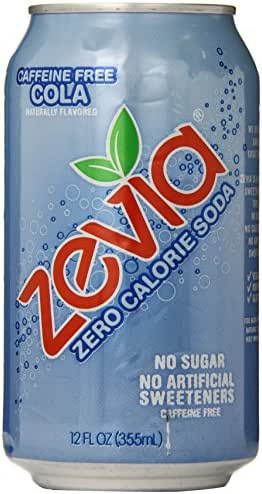 Soft Drinks: Zevia Caffeine Free Cola