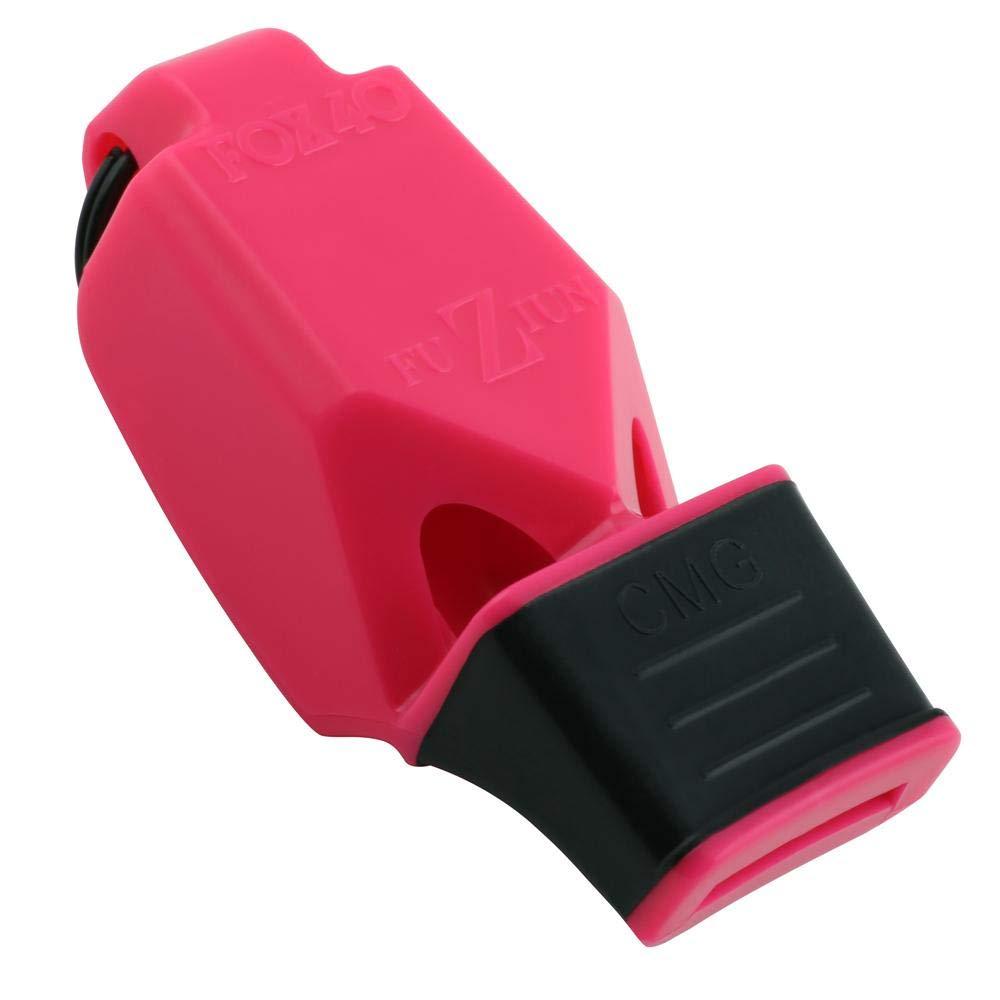 Fox 40 FUZIUN CMG Whistle with Breakaway Lanyard (Pink) by Fx 40
