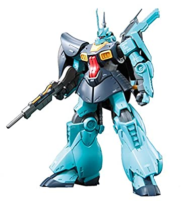 "Bandai Hobby Re/100 Dijeh ""Zeta Gundam"" Action Figure (1/100 Scale)"