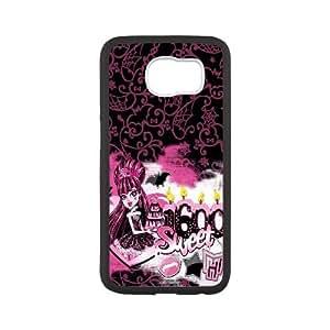 Samsung Galaxy S6 Cell Phone Case Black_girly_216 Hyupi
