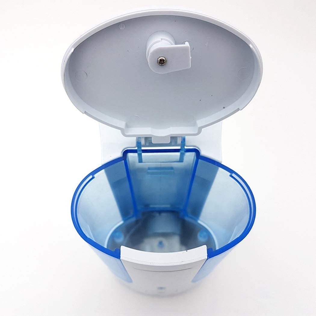 ZOYLINK Dispenser per lozione Automatica a Parete con erogatore di Sapone da 15,22 Once Dispenser disinfettante