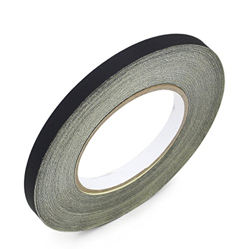 12mm 100ft Insulating Acetate Cloth Adhesive Tape for Laptop Electric Automotive Guitar Repair