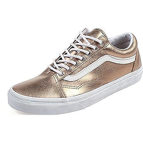 vans gold