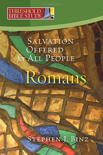 Read Online Threshold Bible Study: Salvation for All: Romans PDF