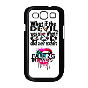 ROBIN YAM Falling In Reverse Band Samsung Galaxy S3 I9300 Hard Plastic Case Cover -IRY517