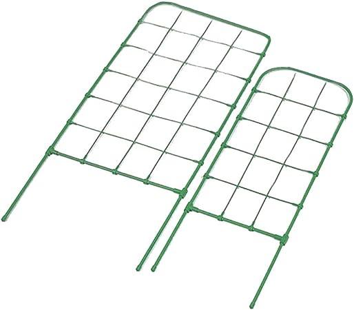 Fioriere Plastica Per Rampicanti.Zhangzhiyua Traliccio Da Giardino In Ferro Antiruggine Per Piante