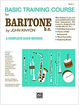 Utorrent Descargar En Español John Kinyon's Basic Training Course: Baritone B.c. Gratis Epub
