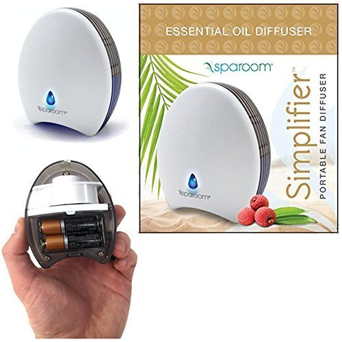 Portable SpaRoom Diffuser for Essential Oils - This Personal