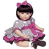 """Adora Toddler Little Dreamer 20"""" Girl Weighted Doll Gift Set For Children 6+"""