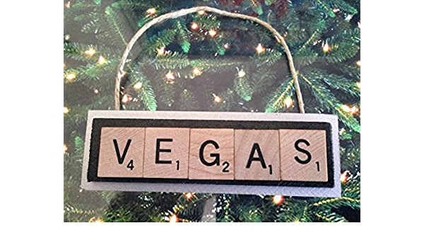 Oakland Raiders Christmas Ornaments.Amazon Com Las Vegas Oakland Raiders Christmas Ornament