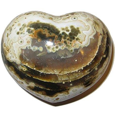 - SatinCrystals Jasper Ocean Heart 3
