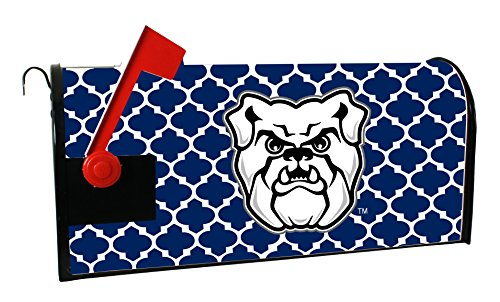 BUTLER BULLDOGS MAILBOX COVER-BUTLER UNIVERSITY MAGNETIC MAIL BOX COVER-MOROCCAN DESIGN