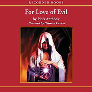 For Love of Evil Hörbuch