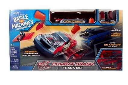 Amazon.com: Jada Toys Batalla máquinas – Combat Crash R/C ...