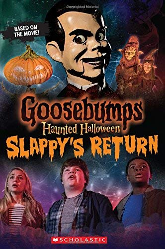 Haunted Halloween: Slappy's Return E-Book (Goosebumps the Movie 2) ()