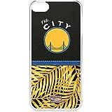 NBA Golden State Warriors iPod Touch 6th Gen LeNu Case - Golden State Warriors Retro Palms Lenu Case For Your iPod Touch 6th Gen