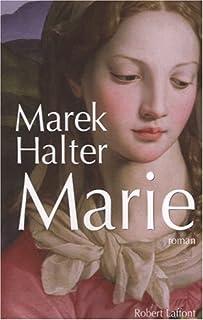 Marie : roman, Halter, Marek