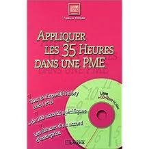 appliquer les 35 heures dans une pme (+cd-rom pc/mac)