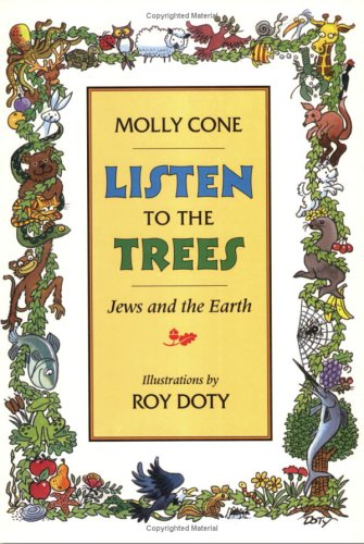 Listen to the Trees: Jews and the Earth by Brand: Urj Press (Image #1)