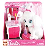 Barbie Pampered Pups Salon Plush