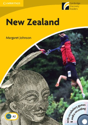 New Zealand Level 2 Elementary/Lower-intermediate Book with CD-ROM/Audio CD Pack (Cambridge Discovery Readers)