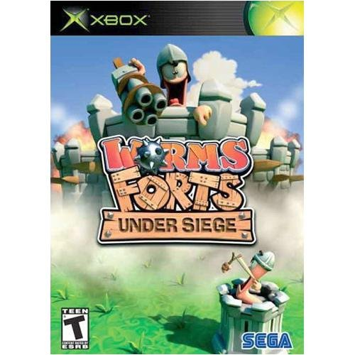 Worms Forts Under Siege Xbox
