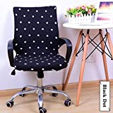 Wall of Dragon Office Chair Cover Slipcover Armrest Cover Seat Cover Swivel Chair Antimacassar Home Wedding Decoration